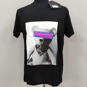 Palm Angels Cansored Bear NWT Black T-Shirt